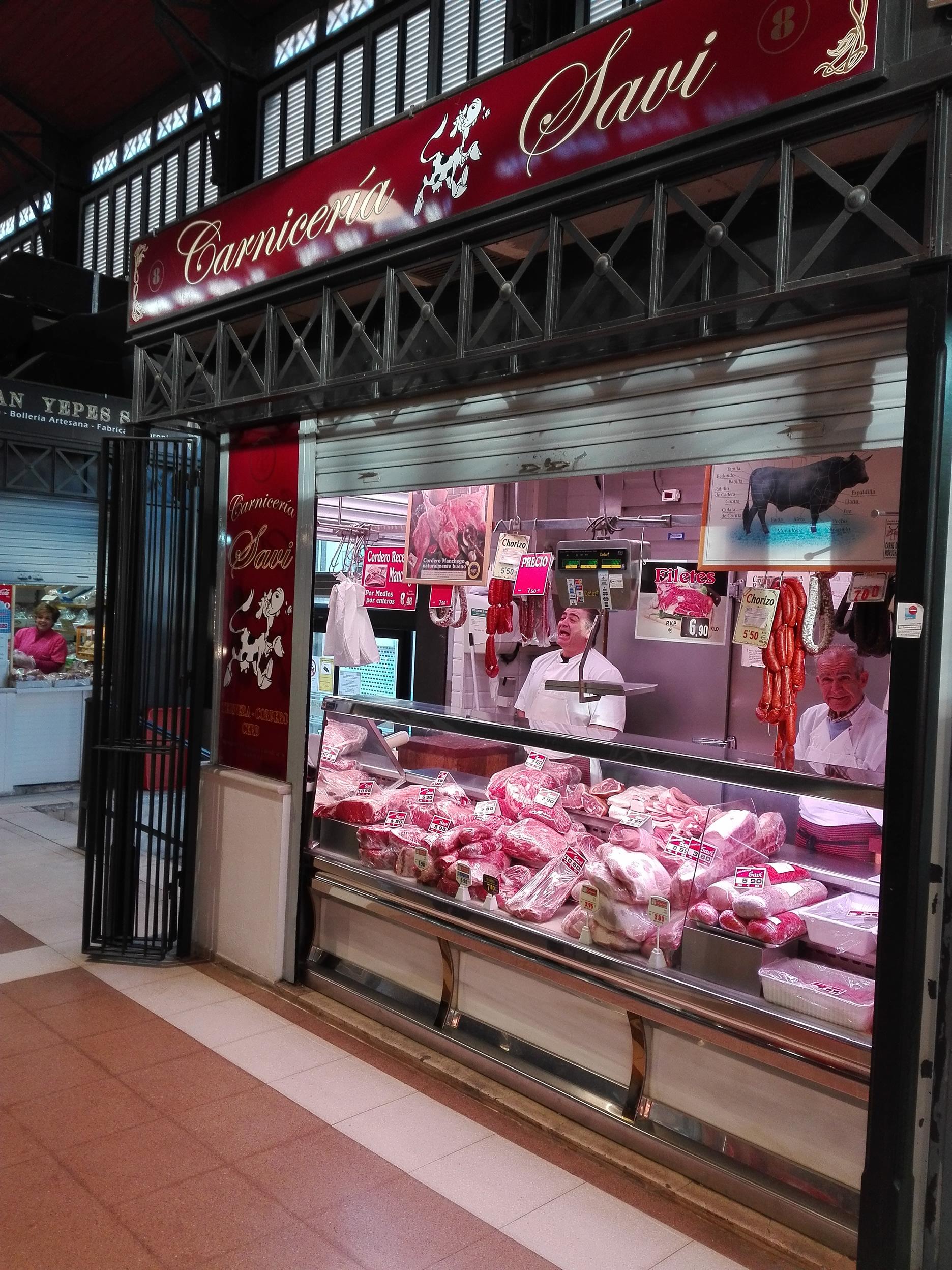 Carniceria Savi
